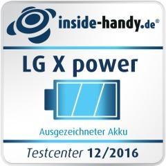 LG X power Akku-Siegel