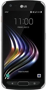 LG X Venture Datenblatt - Foto des LG X Venture