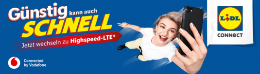 Lidl Connect LTE