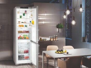 Liebherr Kühlschrank in einer Küche