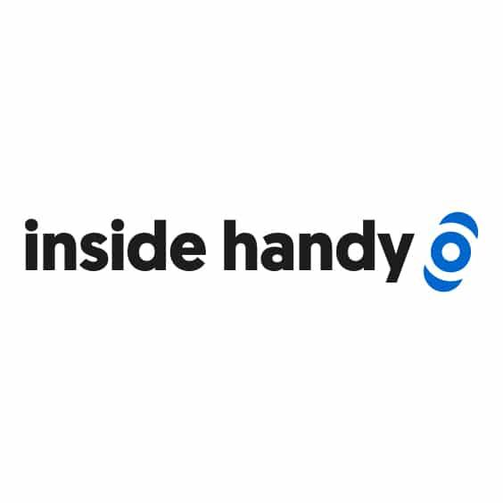 Logo-Historie von inside handy