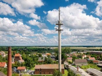LTE Sendemast der Deutschen Telekom