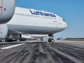 Lufthansa Lockdown