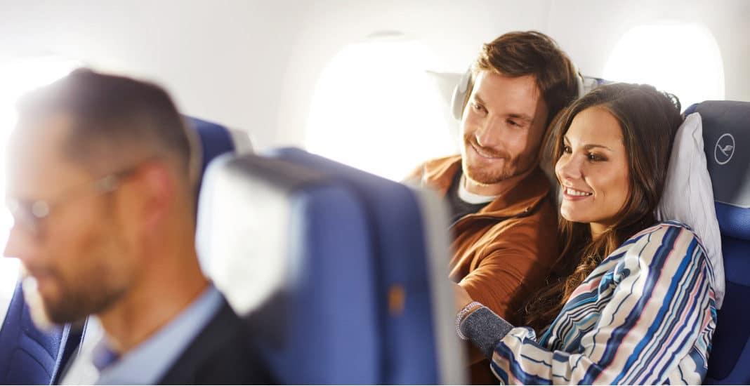 Lufthansa Inflight Entertainment System