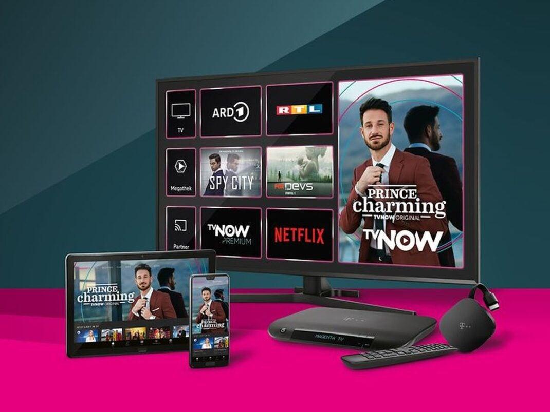 TV Now Premium bei Magenta TV
