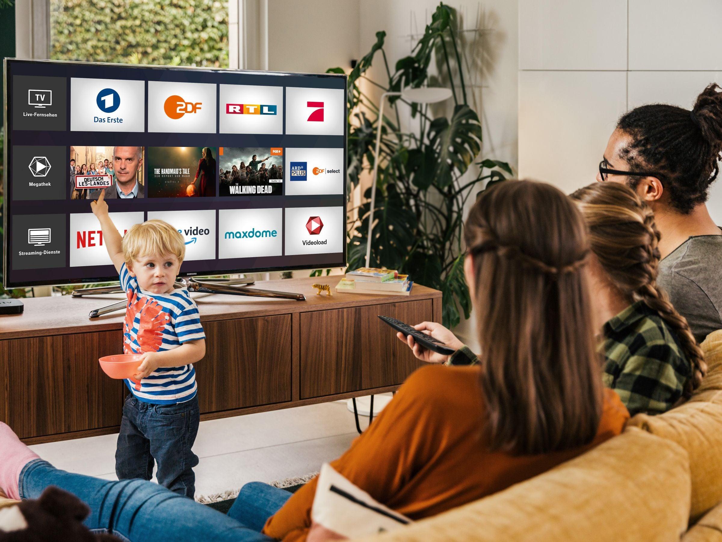 Telekom Stream On Gaming
