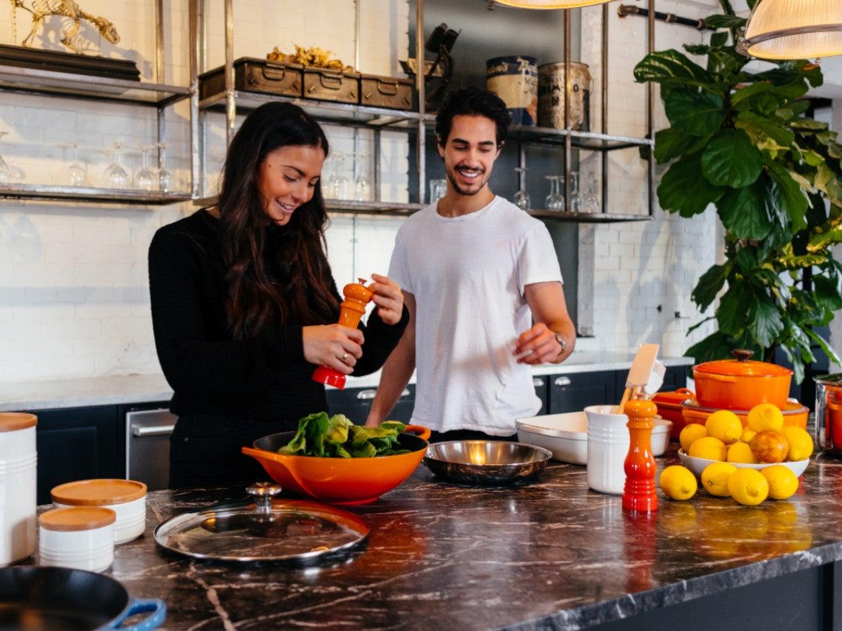 Koch-Apps für zuhause: So wirst auch du zum Gourmet-Koch