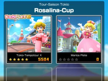 Tokio Cup bei Mario Kart Tour