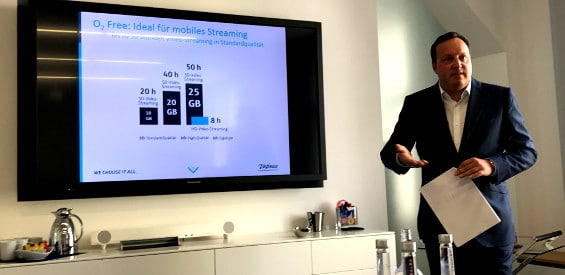 Markus Haas neuer Chef von Telefónica Deutschland