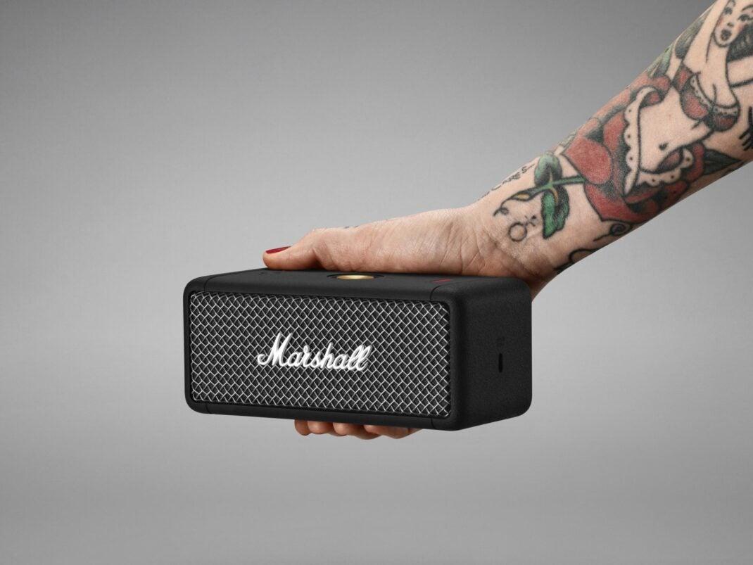 Bluetooth-Lautsprecher Marshall Emberton