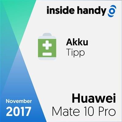 Mate 10 Pro Akkusiegel