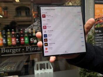 Huawei Mate Xs App Gallery