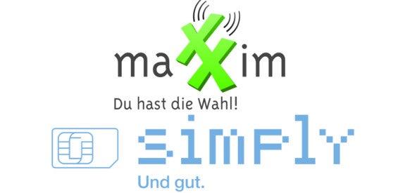 Maxxim und Simply