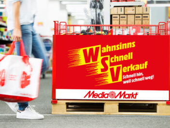 WSV-Aktion bei Media Markt
