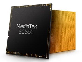 MediaTek 5G Prozessor