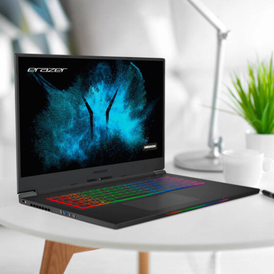 Medion Aldi Gaming Laptop