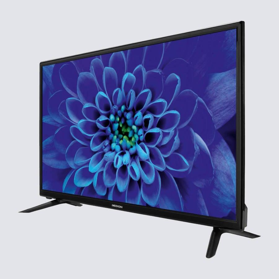 Medion Life E13298 Aldi TV Frontansicht