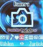 Medion mobile MD97200 - Kamera