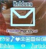 Medion mobile MD97200 - Meldung