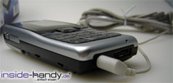 Medion mobile MD97200 - mit Headset