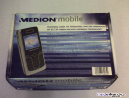 Medion mobile MD97200 - orginal Foto