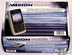 Medion mobile MD97200 - Verpackung
