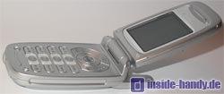 Medion Multimedia Handy ( MD 95100 ) - Innenansicht