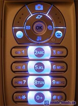 Medion Multimedia Handy ( MD 95100 ) - Tastatur