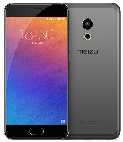 Meizu Pro 6: Pressebilder