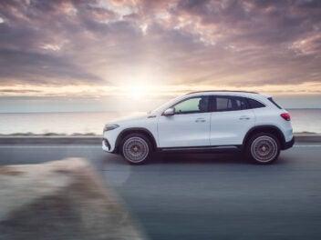 Mercedes EQA vorgestellt
