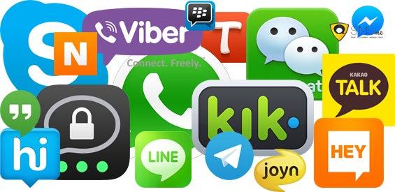 Messenger Logos
