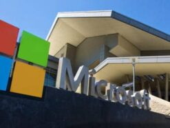Der Microsoft Campus bei Seattle