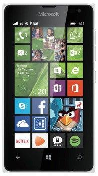 Microsoft Lumia 435 Datenblatt - Foto des Microsoft Lumia 435