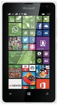 Microsoft Lumia 532 Dual SIM Datenblatt - Foto des Microsoft Lumia 532 Dual SIM