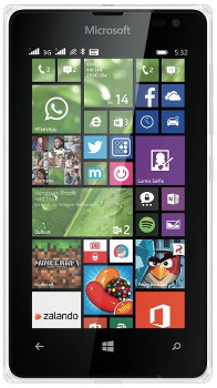 Microsoft Lumia 532 Datenblatt - Foto des Microsoft Lumia 532