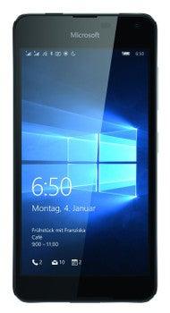 Microsoft Lumia 650 Dual-SIM Datenblatt - Foto des Microsoft Lumia 650 Dual-SIM