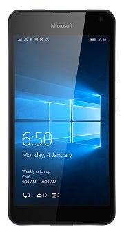 Microsoft Lumia 650 Datenblatt - Foto des Microsoft Lumia 650