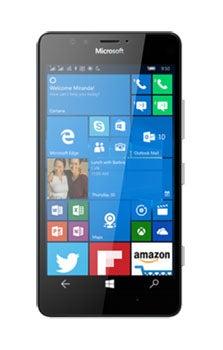 Microsoft Lumia 950 Dual SIM Datenblatt - Foto des Microsoft Lumia 950 Dual SIM