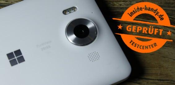 Microsoft Lumia 950 im Test