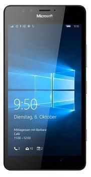 Microsoft Lumia 950 Datenblatt - Foto des Microsoft Lumia 950