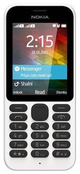 Microsoft Nokia 215 Dual SIM Datenblatt - Foto des Microsoft Nokia 215 Dual SIM