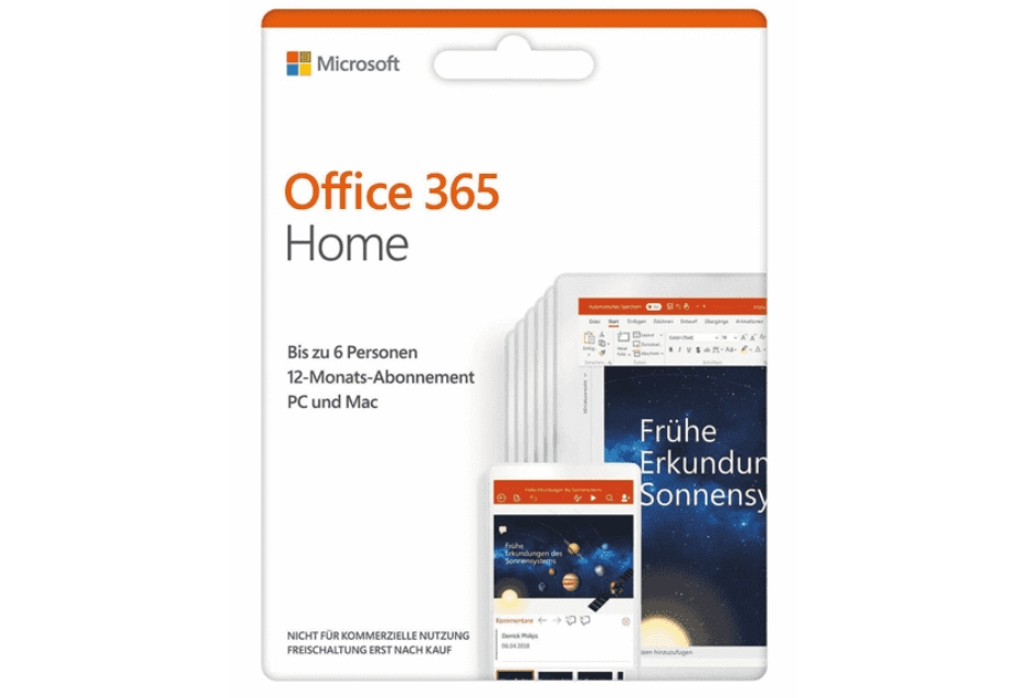 Microsoft Office 365 Home Abo
