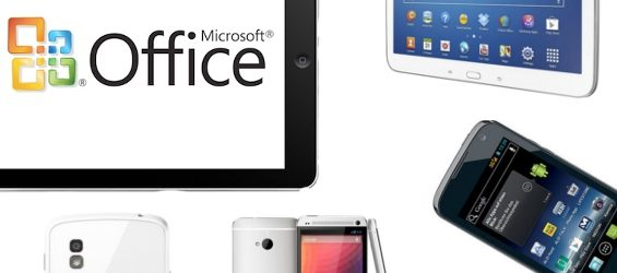 Microsoft Office fürs iPad, HTC One Google Edition, Nexus 4, Medion Life P4013, Samsung Galaxy Tab 3