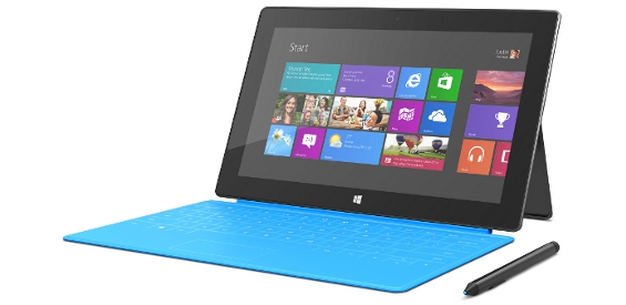 Microsoft Surface Pro mit Touch Cover