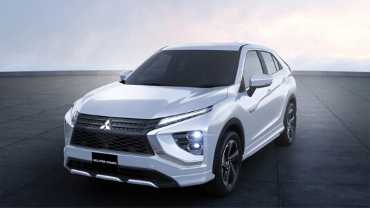 Mitsubishi Eclipse Cross Plug-in Hybrid