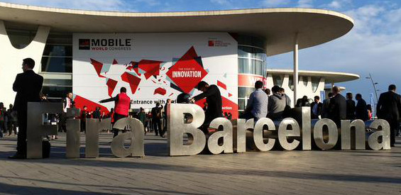Mobile World Congress (MWC) Barcelona 2015