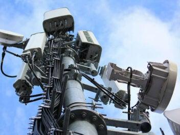 LTE Sendeanlage