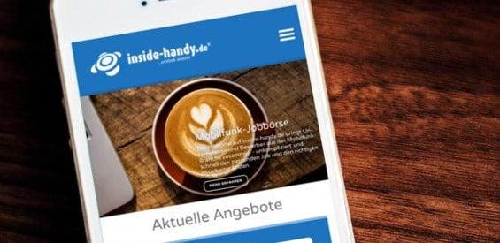 mobilfunk-jobbörse inside-handy.de