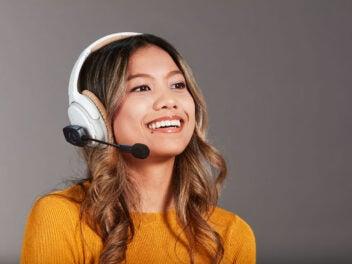 Antlion ModMics Wireless Headset für Kopfhörer