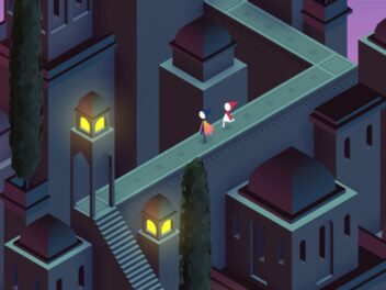 Screenshot aus Monument Valley 2